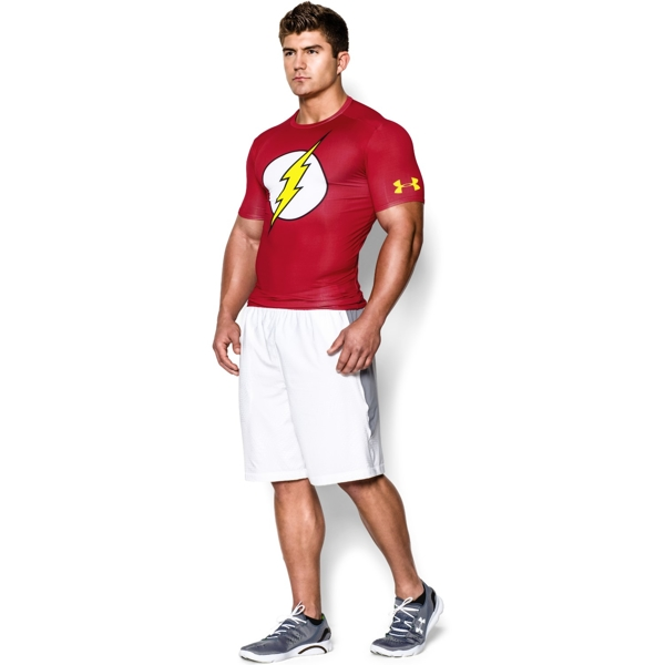 Under Armour Rashguard ALTER EGO FLASH Czerwony