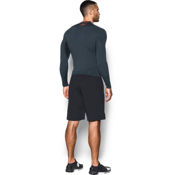 Under Armour Rashguard HG ARMOUR Szary